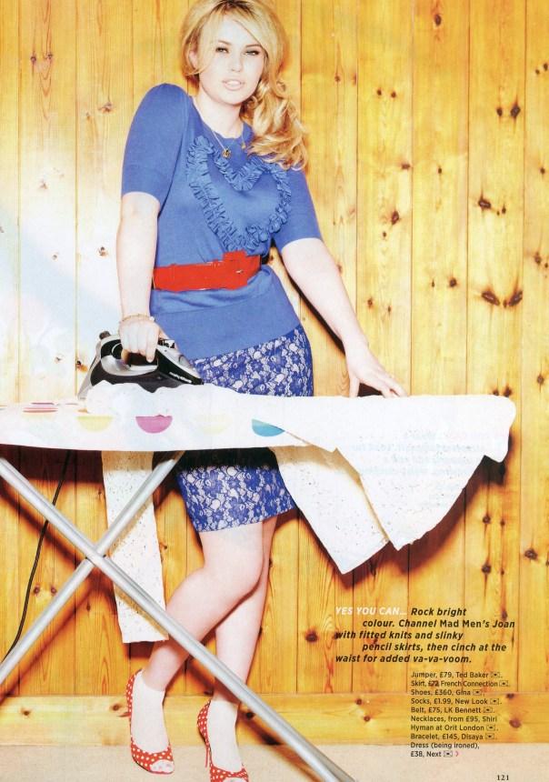 Cosmopolitan Magazine August 2011