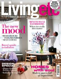 As featured in Livingetc October 2011 issue