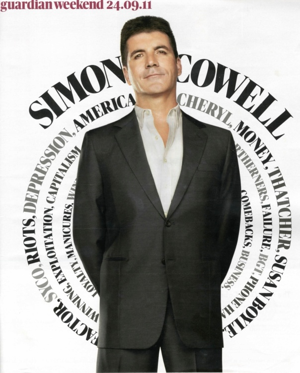 The Guardian - Simon Cowell