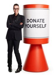 Gok Wan - Vodafone World of Difference Programme