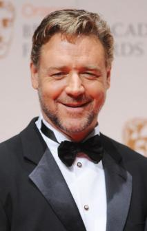 Russell Crowe at the BAFTA's 2012 - Grooming by Katya Thomas