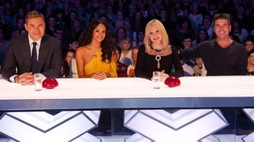Britain's Got Talent Judges 2012
