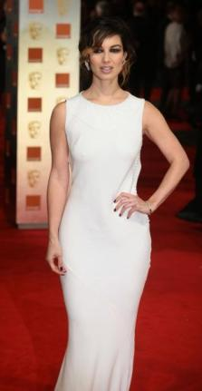 Berenice Marlohe - BAFTA Awards 2012 - Hair by Jon Chapman / Make-up by Katya Thomas