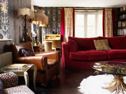 Pearl Lowe's Somerset Home