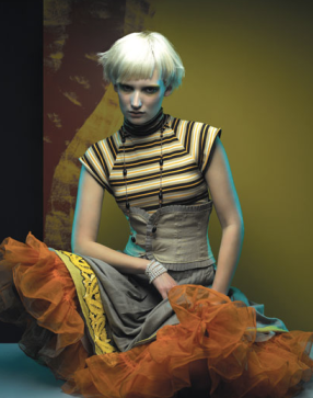 Toni & Guy - Photographer, Stuart Weston / Styling Faye Sawyer