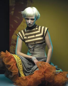 Toni & Guy - Photographer, Stuart Weston / Styling Faye Sawyer