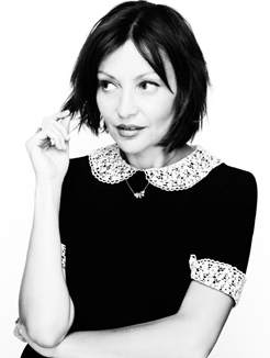 Pearl Lowe - Fashion Designer