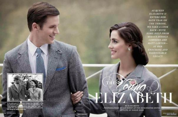 Jessica Lowndes and Matt Lanter for Watch Magazine