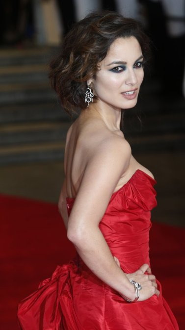 Berenice Marlohe at the Skyfall Premiere