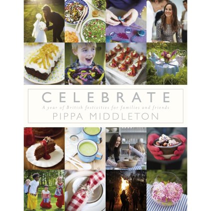 Pippa Middleton's 'Celebrate' Book