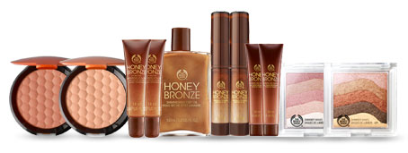 Molten Beauty Range - The Body Shop
